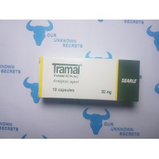 Tramadol HCL 50mg by Searle