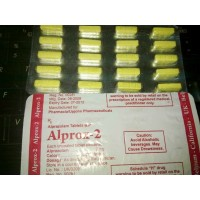 Alprox 2mg by Upjohn Pharma