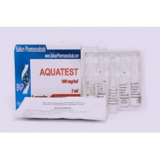 Aquatest (Testosterone) 100mg/ml by Balkan Pharmaceuticals