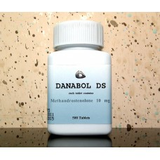 Danabol DS 10mg by Body Research