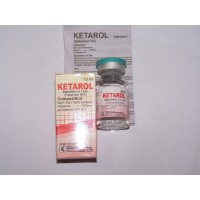 Ketarol 500mg/10ml by Global Pharma